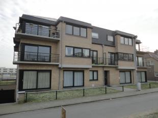 Dit woonappartement is gelegen in een meergezinswoning langs de Duinenweg in Middelkerke, dichtbij alle handelszaken en scholen, op wandelafstand van