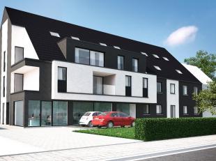 Energiezuinig appartement met ruime leefruimte en 2 slaapkamers, gelegen op de eerste verdieping.<br /> Slaapkamers zijn voorzien van rolluiken. Moder