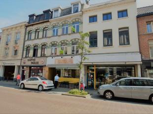 Ruime handelswonig op een unieke locatie te Dendermonde centrum<br /> Deze eigendom is gelegen in het hartje centrum te Dendermonde met zicht op de ge