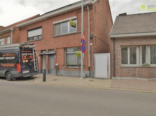 Goed gelegen HOB te Sint-Gillis bij Dendermonde. Gezellige half open bebouwing, goed gelegen in hartje Sint-Gillis bij Dendermonde nabij het openbaar