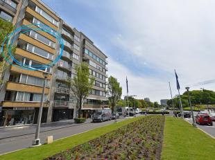 Centraal gelegen 2-SLPK appartement met mooi OPEN zicht op het Leopold park, op wandelafstand van het centrum. indeling: Ruime inkomhall met toilet, L