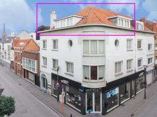 Dakappartement met 2 slaapkamers in het hartje van Turnhout. (Gemeubeld)<br /> Dit gezellig appartement geeft een gevoel van thuis komen.<br /> Leef
