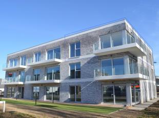 Nieuwbouw appartement van 114m² op een top locatie in Harelbeke én op wandelafstand van natuurdomein 'De Gavers' en woonzorgcentrum de Vli