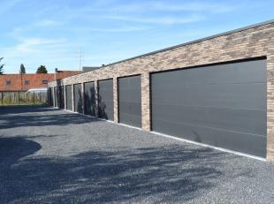 Garage à vendre                     à 8550 Zwevegem