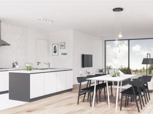 Moderne appartementen te koop op TOPLOCATIE in centrum van Asse / Appartement A 1.7 (71,98m2) / zijde Nieuwstraat.RESERVEER NU UW DROOMAPPARTEMENT!Op