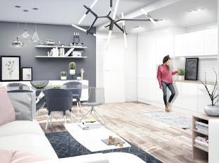 Leemans immobilier vous propose cet agréable appartement dans une petite résidence avec à seulement 4 appartements. L'appartement