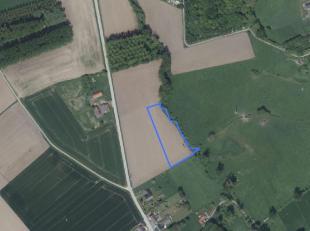 Dit aanbod betreft een perceel landbouwgrond te Oudenaarde:<br /> <br /> Oppervlakte: 58 a 32 ca<br /> Gebruik: akkerland<br /> Bestemming: landschapp
