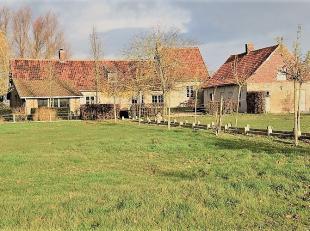 Maison à vendre                     à 8640 Vleteren