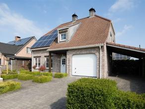 Zeer nette woning op bijna 700 m² met drie ruime slaapkamers. Deze woning is gelegen  in een doodlopende straat in Schoonbroek ( Retie) De buurt