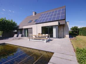 LICHTRIJKE villa met 4 slpks, 2 badks en ZUIDger. tuin!+Toevoegen mijn centrohomePERFECT afgewerkte VILLA met 4 slpks, 2 badks, dubbele garage en tuin