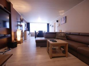 GERENOVEERD appartement met 3 slpks en RUIM ZUIDgericht TERRAS te Blankenberge!INDELING:Gelijkvloers:Inkomhal - RUIME en LICHTRIJKE living met volledi