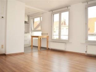 Energiezuinig 1-slaapkamer appartement (2V) gelegen op een toplocatie te Antwerpen Zuid.<br /> Het appartement is gelegen vlakbij de bekende Marnixpla