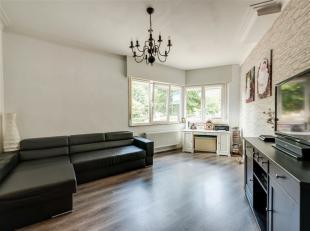 Mooi gerenoveerd gelijkvloers, volwaardig 2-slaapkamer appartement met verzorgde buitenruimte(7m²) letterlijk op wandelafstand van het mooiste pa
