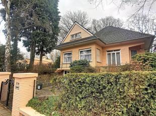 Huis te koop                     in 1950 Kraainem
