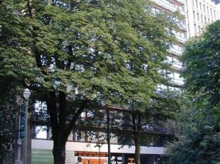KANTOORGEBOUWEN EN PROJECTGROND LOUIZALAAN/DE PRAETERESTRAAT BRUSSEL.<br /> De gebouwen omvatten momenteel een winkel, leslokalen, kantoorruimten, arc
