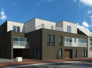 Nieuwbouwproject Residentie Marquet: kwaliteitsvolle appartementen aan de stadskern van Torhout.Deze moderne en stijlvolle residentie bestaat uit 7 ap