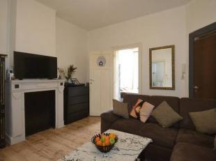KOEKELBERG - Bel appartement 1 chambre d'environ 50 m² en bon état situé au 1er étage d'un petit immeuble de seulement quelq