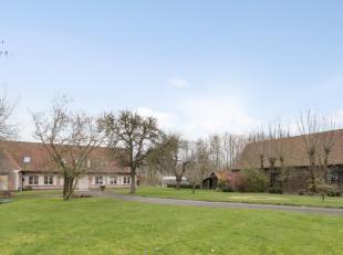 Rustig en landelijk gelegen ruime villa met bijgebouw van 123M2. Deze instapklare villa is ideaal voor kleine zelfstandige en /of paardenliefhebber!!!