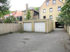 KRISTUS KONING. Bovengrondse gesloten garagebox gelegen nabij de Bloedput en Graaf Visartpark op wandelafstand van het stadscentrum van Brugge. Huurpr