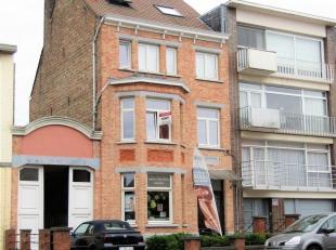 GEEN domicilie mogelijk.<br /> Instapklare studio op goeie locatie dichtbij station, centrum Brugge, openbaar vervoer en winkelaangelegenheden. <br />