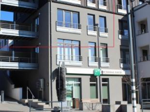 Agréable appartement lumineux (construction récente, +- 87m² habitables, haute performance énergétique/PEB A), dans u