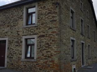 Maison à louer                     à 6880 Jehonville