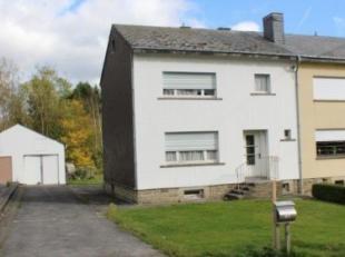 Maison à vendre                     à 6880 Bertrix