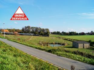 Dit perceel weiland van 6000 m² beschikt over bergplaats / waterput en biedt tal van mogelijkheden!<br /> <br /> -Het terrein is zeer gemakkelijk