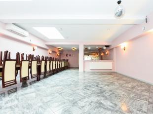 BuurtPrins van Luik, ontdek onze prachtige restaurant / feestzaal met toestemming voor HORECA, volledig gerenoveerd.<br /> Ofwel een grote ruimte van