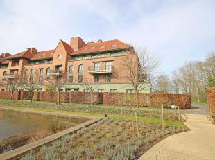 """Fantastisch gelegen appartement (115m²) met prachtige zichten over de stad Leuven, gelegen in het privé domein van 1.5 hectare: """"Keizersho"""