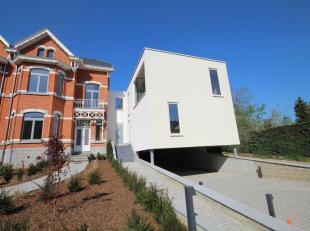Bel appartement neuf à Overijse, à proximité des transports en commun, des commerces (Colruyt, Delhaize, Aldi, Krefel, etc.), des