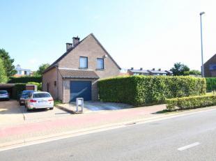 Villa à basse consommation, en parfait état avec beau jardin orienté plein sud, à proximité du centre de Leefdaal.
