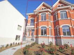 Prachtige herenwoning in nieuwbouwproject met tuin en terras gelegen te Overijse, nabij openbaar vervoer, winkels (Colruyt, Delhaize, Aldi, Krefel,…),