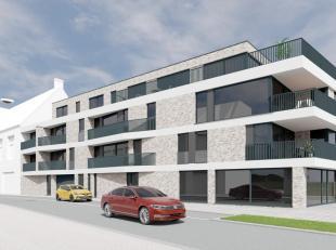 Dit appartement, ideaal voor de happy single of als investering voor de verhuur, maakt deel uit van een nieuwbouwproject van acht eenheden waaronder n