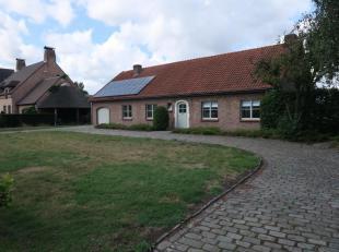 Maison à louer                     à 9042 Sint-Kruis-Winkel