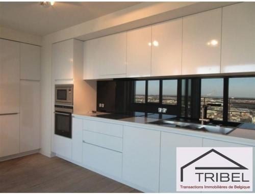Appartement te huur in Brussel, € 1.050