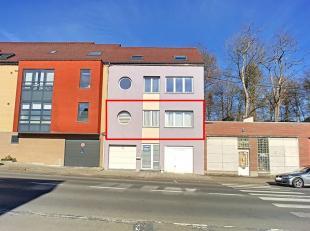 Magnifique appartement au 1er étage d'un petit immeuble récent (2009) de 3 entités très bien situé à proximi