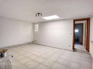 Appartement sur deux niveaux (agencement idéal pr colocation!) (total +/-80m²) en bon état général à l'&eacute