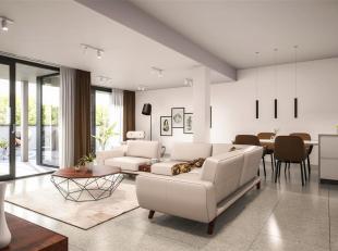 Appartement unique avec des terrasses spacieuses, conçu dans le respect de l'architecture contemporaine dans une optique d'ouverture et de conf