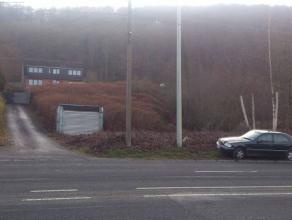 Terrain à bâtir à l'entrée de Namur sur la national N90, +-9ares 90ca, le terrain situé sur un axe très fr&ea