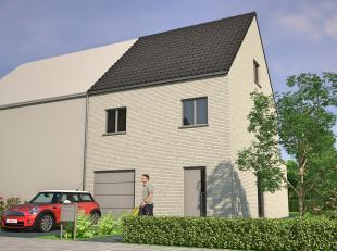 2 halfopen nieuwbouwwoningen, gelegen in een rustige straat, in nagenoeg centrum van Wespelaar en bij het Arboreteum. Alle denkbare voorzieningen zoal