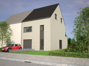 (3 loten) nieuwbouwwoningen, landelijk in het groen nabij centrum Duisburg en goede aansluiting naar Brussel – Leuven. De investeringen zijn € 437.000