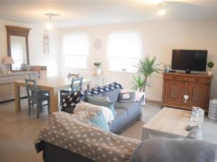 Agréable appartement moderne (non meublé), neuf et basse énergie, idéalement situé à Marcq, à deux pa