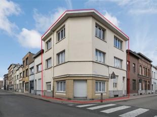 Opbrengsteigendom 3 appartementen.  <br /> De woning bevindt zich nabij de hippe wijk Zurenborg, Zwembad/sporthal Borgerhout en op 15 min wandelen van