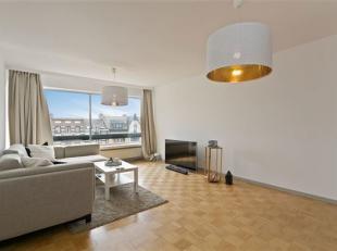 Appartement van 65m² met 1 slaapkamer en terras!<br /> Prachtig uitzicht over de buurt Zurenborg!<br /> Het appartement is gelegen op de 5e verdi