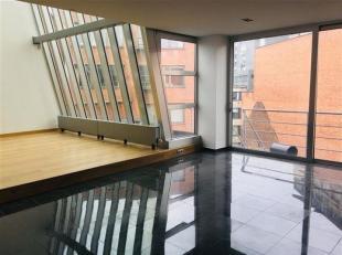 Deze prachtige luxe duplex appartement is gevestigd in hartje Antwerpen !<br /> Een echte parel voor wie van luxe houdt.<br /> kenmerken: Grote raampa