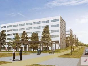Het hoogwaardig bedrijvenpark Mothor is een van de deelprojecten van de ontwikkeling van het Thor Park op de voormalige mijnsite van Waterschei (Genk)