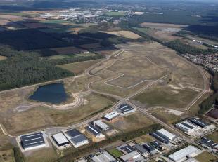 Nieuw te ontwikkelen bedrijventerrein uitgestrekt over een oppervlakte van 97 hectaren, in de regio Genk-Noord. Dit bedrijventerrein is ingedeeld in v