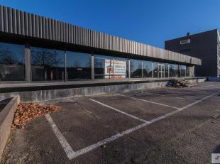 Zeer mooi commercieel handelspand gelegen op de Grote Ring, te Hasselt. Op de Van Vanveldekesingel is er een enorme dagelijkse passage. Deze ruimte he