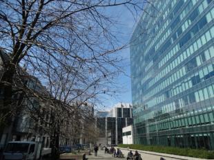 Ondergrondse parking vlakbij Rogierplaats en Noordstation<br /> Goed gelegen ondergrondse autostaanplaatsen te koop op wandelafstand centrum Brussel (